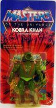 Masters of the Universe - Kobra Khan (USA card)