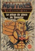 Masters of the Universe - Ladybird Book - \'\'Le piège de glace de Skeletor\'\'