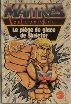 Masters of the Universe - Ladybird Book - \'\'Le piège de glace de Skeletor\'\'