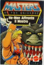 Masters of the Universe - Ladybird Book \'\'He-Man Affronta il Mostro\'\'