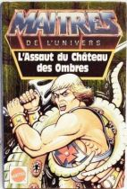 Masters of the Universe - Ladybird Book \'\'L\'Assaut du Chateau des Ombres\'\'