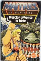 Masters of the Universe - Ladybird Book \'\'Musclor affronte la bête\'\'