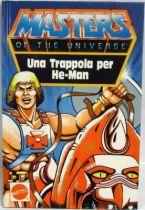 Masters of the Universe - Ladybird Book \'\'Una Trappola per He-Man Affronta il Mostro\'\'