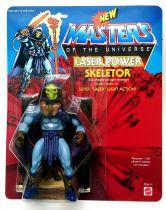 Masters of the Universe - Laser Power Skeletor (USA card) - Barbarossa Art