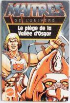 Masters of the Universe - Livre Ladybird \'\'Le piège de la Vallée d\'Osgor\'\'