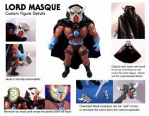 Masters of the Universe - Lord Masque (carte Europe) - Barbarossa Art