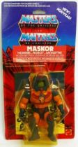 Masters of the Universe - Man-E-Faces (Canada card with french sticker)