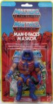 Masters of the Universe - Man-E-Faces (Yellow Border card)