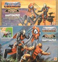 Masters of the Universe - Mantisaur (Spain box)