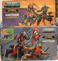 Masters of the Universe - Mantisaur (USA box)