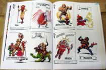 Masters of the Universe - Mattel licencing style guide 1982-83 (in french)