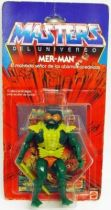 Masters of the Universe - Mer-Man (Spain Congost 8-back card)