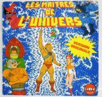 Masters of the Universe - Mini-LP Record - Original French TV series Soundtrack - Saban Records 1983
