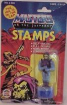 Masters of the Universe - Mini Stamp - HG Toys - Battle Armor Skeletor
