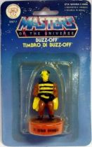 Masters of the Universe - Mini Stamp - Mattel series 1 - Buzz-Off