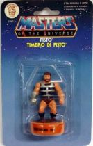 Masters of the Universe - Mini Stamp - Mattel series 1 - Fisto