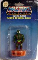 Masters of the Universe - Mini Stamp - Mattel series 1 - Kobra Khan
