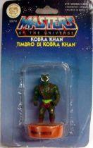Masters of the Universe - Mini Stamp - Mattel series 1 - Kobra Khan