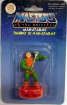 Masters of the Universe - Mini Stamp - Mattel series 1 - Man-At-Arms