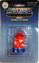 Masters of the Universe - Mini Stamp - Mattel series 1 - Orko