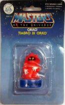 Masters of the Universe - Mini Stamp - Mattel series 1 - Orko