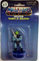 Masters of the Universe - Mini Stamp - Mattel series 1 - Skeletor