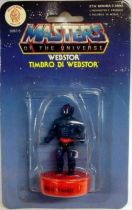 Masters of the Universe - Mini Stamp - Mattel series 1 - Webstor