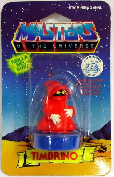 Masters of the Universe - Mini Stamp - Mattel series 2 - Orko