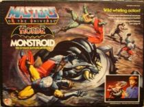 Masters of the Universe - Monstroid (USA box)
