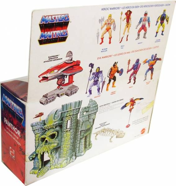 Masters of the Universe - Panthor (Europe box)