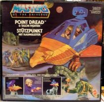 Masters of the Universe - Point Dread & Talon Fighter (Europe box)