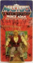 Masters of the Universe - Prince Adam (USA Card)