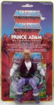 Masters of the Universe - Prince Adam (Yellow Border card)
