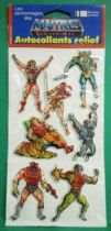 Masters of the Universe - Puffy stickers pack #1 - Hachette Jeunesse