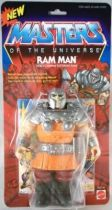 Masters of the Universe - Ram Man (USA card) - Barbarossa Art
