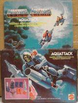 Masters of the Universe - Scubattack (Spain box)