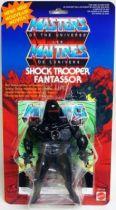 Masters of the Universe - Shock Trooper / Fantassor (carte Europe) - Barbarossa Art