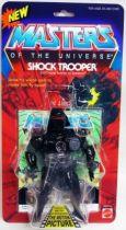 Masters of the Universe - Shock Trooper / Fantassor (carte USA) - Barbarossa Art