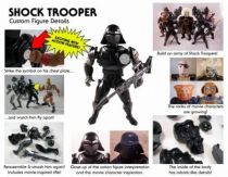 Masters of the Universe - Shock Trooper (Europe card) - Barbarossa Art
