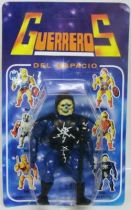 Masters of the Universe - Skeletor \'\'Guerreros del Espacio\'\' (Spain card)