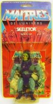 Masters of the Universe - Skeletor (Yellow Border 6-back card)