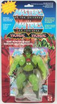 Masters of the Universe - Slime Monster He-Man / Musclor Créature de Slime (carte Europe) - Barbarossa Art