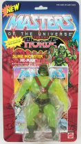 Masters of the Universe - Slime Monster He-Man / Musclor Créature de Slime (carte USA) - Barbarossa Art