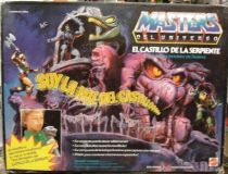 Masters of the Universe - Snake Mountain (Spain box)