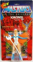 Masters of the Universe - Sorceress (USA card)