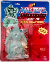 Masters of the Universe - Spirit of King Grayskull / L\'Esprit du Roi Grayskull (carte USA) - Barbarossa Art