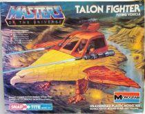 Masters of the Universe - Talon Fighter model kit (USA box)