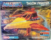 Masters of the Universe - Talon Fighter model kit (USA box)