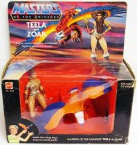 Masters of the Universe - Teela & Zoar gift-set (USA box)