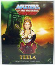 Masters of the Universe - Teela 1/4 scale bust Tweeterhead